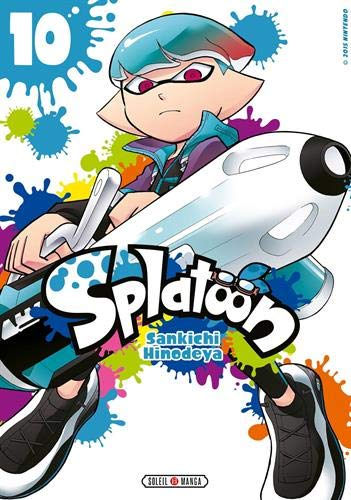 SPLATOON, 10